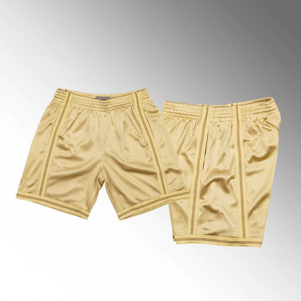 Los Angeles Lakers Gold Midas SM Shorts