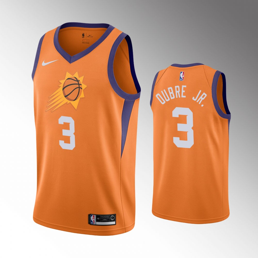 Phoenix Suns Orange Kelly Oubre Jr. Jersey - Statement